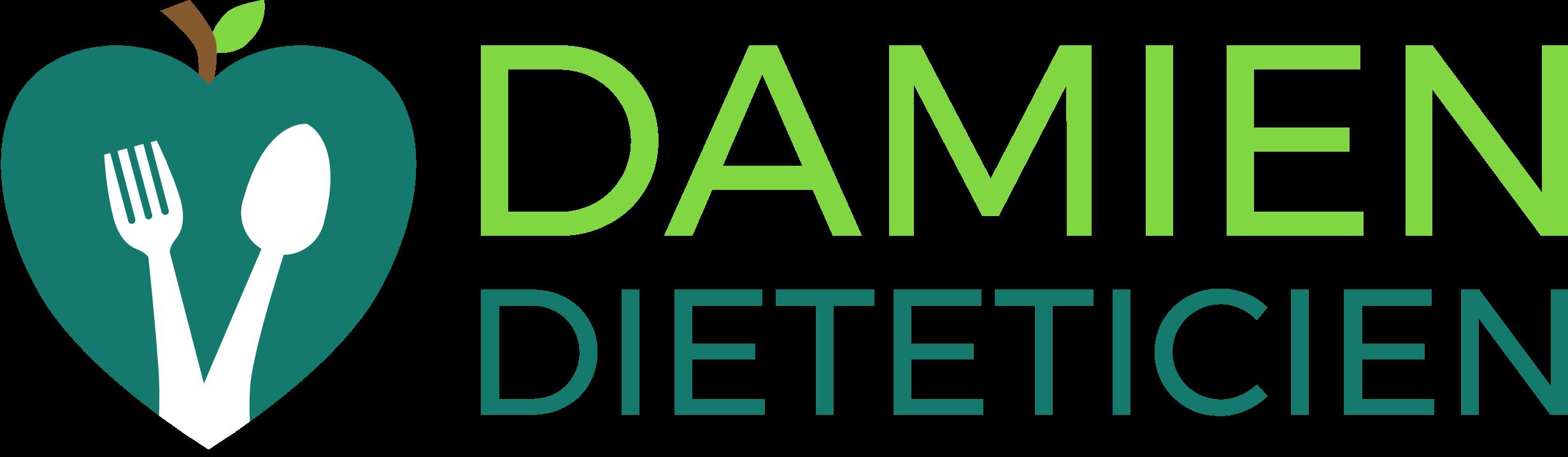 Logo Damien Diététicien