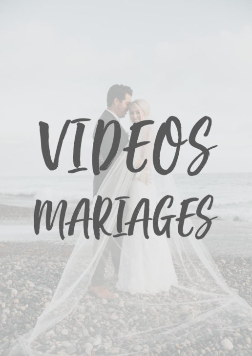 Vidéos mariages