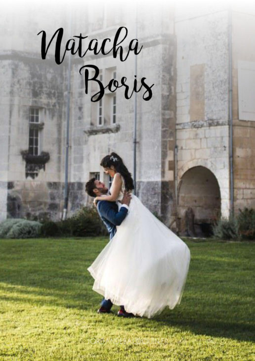 Visuel du mariage de Boris et Natacha